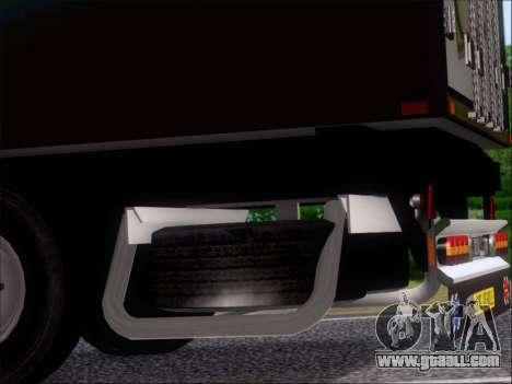 Trailer AMD Phenom X4 for GTA San Andreas upper view