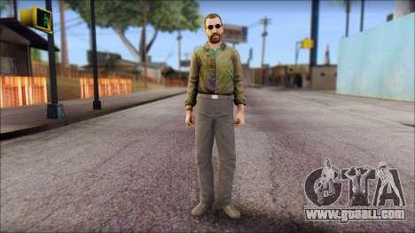 Male Civilian for GTA San Andreas