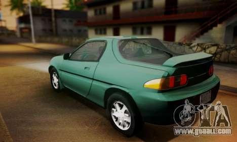 Mazda MX-3 for GTA San Andreas left view