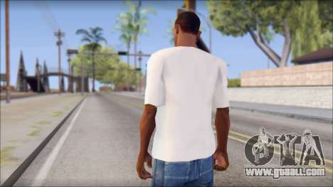 Macbeth T-Shirt for GTA San Andreas second screenshot