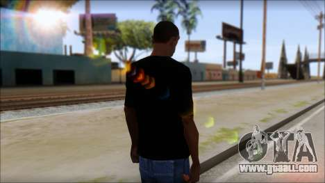 DM T-Shirt Drogerie Market for GTA San Andreas second screenshot