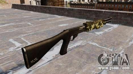 Gun Franchi SPAS-12 Hex for GTA 4 second screenshot