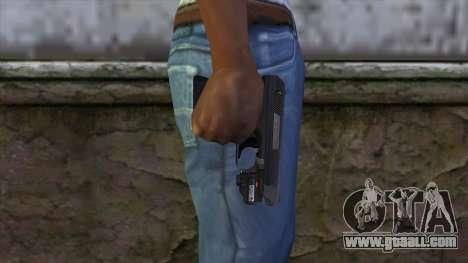 VP-70 Pistol from Resident Evil 6 v2 for GTA San Andreas third screenshot