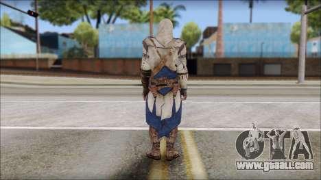 Connor Kenway Assassin Creed III v1 for GTA San Andreas second screenshot