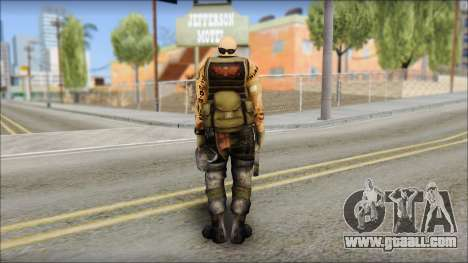 Harley from Re ORC for GTA San Andreas second screenshot
