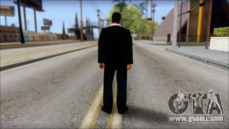 Toni Cipriani v3 for GTA San Andreas second screenshot