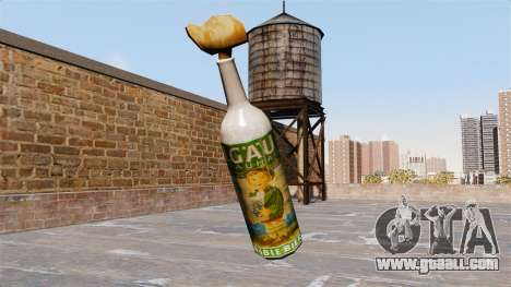 The Molotov Cocktail-Allgauer- for GTA 4 second screenshot