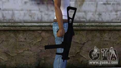 UMP-45 from CS:GO v2 for GTA San Andreas third screenshot