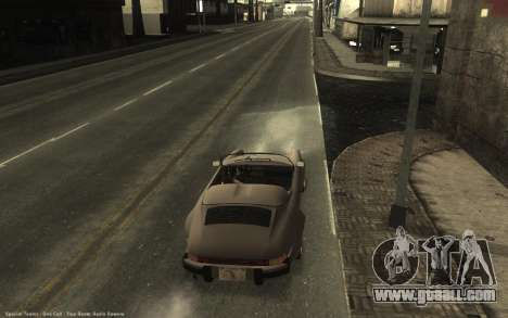 Ghetto ENB for GTA San Andreas forth screenshot