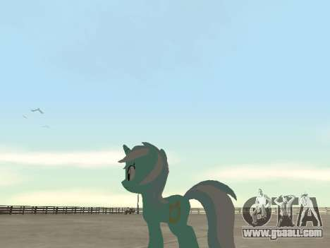 Lyra for GTA San Andreas eighth screenshot