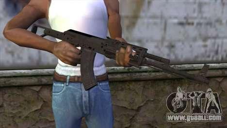 Assault Rifle from GTA 5 for GTA San Andreas third screenshot