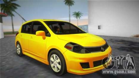 Nissan Versa for GTA Vice City