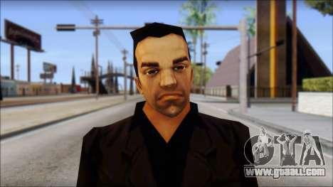 Toni Cipriani v2 for GTA San Andreas third screenshot