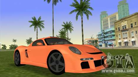 RUF CTR3 for GTA Vice City