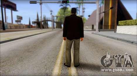 Toni Cipriani v2 for GTA San Andreas second screenshot