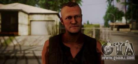 Merle Dixon for GTA San Andreas third screenshot