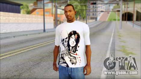BFMV Russian Roulette T-Shirt for GTA San Andreas