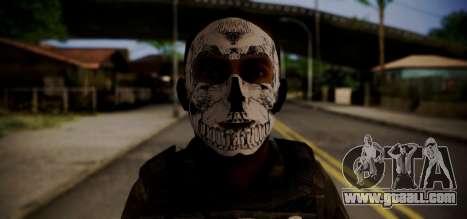 Sicario Del Golfo for GTA San Andreas third screenshot