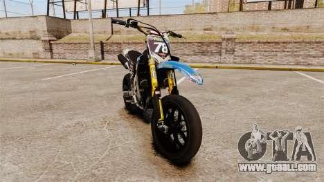 Yamaha YZF-450 v1.19 for GTA 4