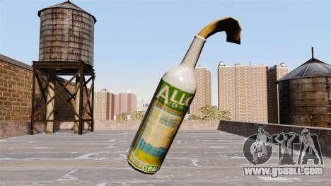 The Molotov Cocktail-Allgauer- for GTA 4