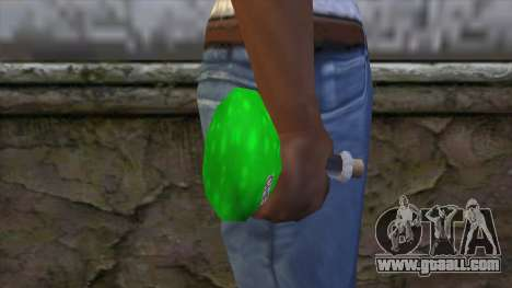 Stinkbombs from Bully Scholarship Edition for GTA San Andreas third screenshot