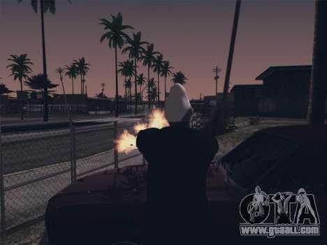 Ghetto ENB for GTA San Andreas third screenshot