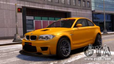 BMW 1M for GTA 4