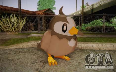 Starly from Pokemon for GTA San Andreas
