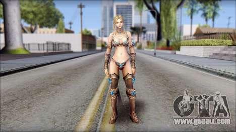 Elementalist Soul for GTA San Andreas