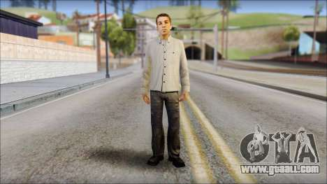 Stanley Parable for GTA San Andreas