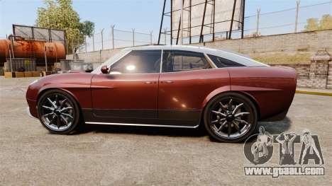 Spyker D8 for GTA 4