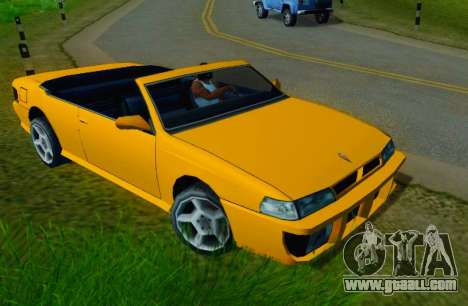 Sultan Сabriolet v2.0 for GTA San Andreas