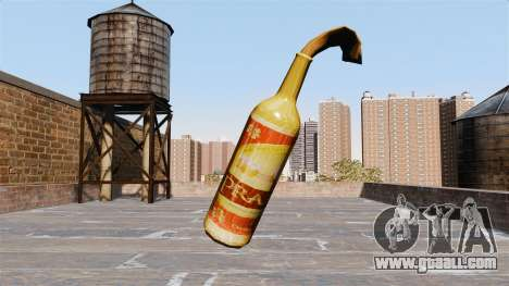The Molotov Cocktail-Prazecka- for GTA 4