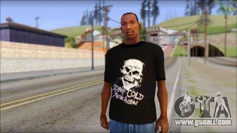 Rey Mystirio T-Shirt for GTA San Andreas