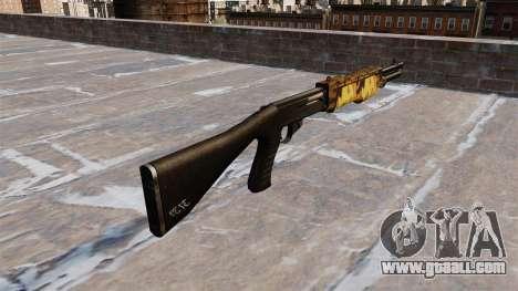 Gun Franchi SPAS-12 Fall for GTA 4 second screenshot