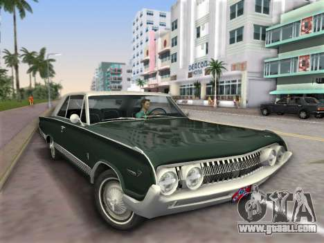 Mercury Park Lane 1964 for GTA Vice City