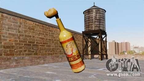 The Molotov Cocktail-Prazecka- for GTA 4 second screenshot