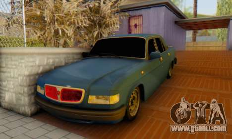 GAZ 3110 Volga LT for GTA San Andreas