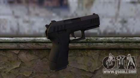Combat Pistol from GTA 5 v2 for GTA San Andreas second screenshot