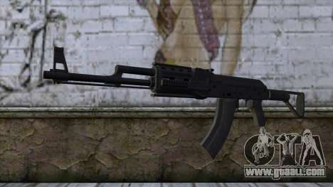 Assault Rifle from GTA 5 v2 for GTA San Andreas