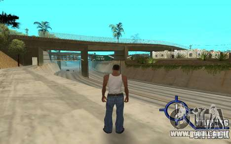 Warning Attack for GTA San Andreas third screenshot
