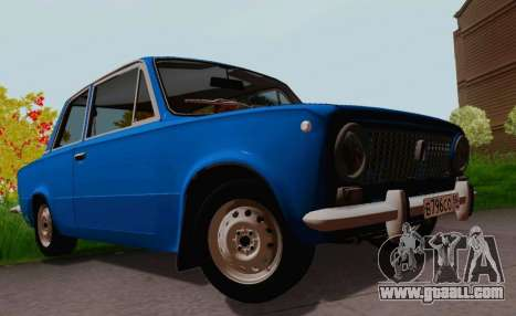 VAZ 2101 Coupe for GTA San Andreas