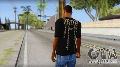 Randy Orton T-Shirt for GTA San Andreas second screenshot