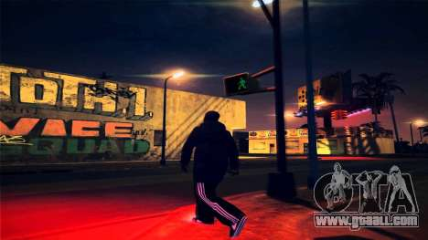 [ENB] Kings of the streers for GTA San Andreas forth screenshot