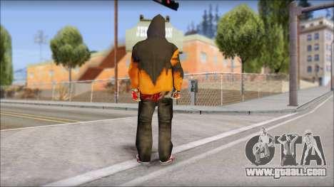 Manhunt Skin for GTA San Andreas second screenshot