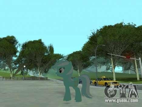 Lyra for GTA San Andreas fifth screenshot