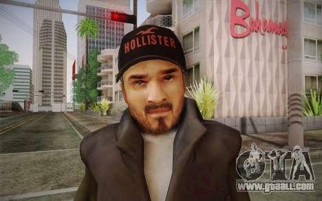 Civil v1 for GTA San Andreas third screenshot