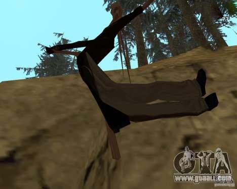 Raspredelitel for GTA San Andreas second screenshot