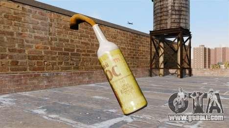 The Molotov cocktail-Barley spike- for GTA 4 second screenshot
