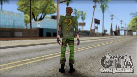 Riddler for GTA San Andreas second screenshot